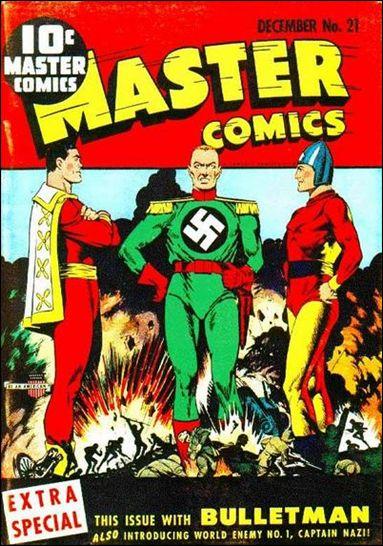 Master Comics 21-A by Fawcett
