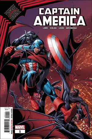 King in Black: Captain America 1-A