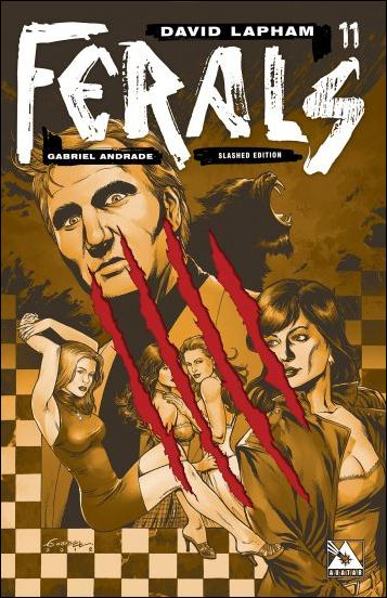 Ferals 11-D by Avatar Press