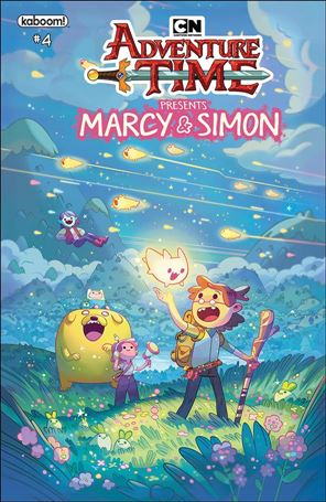Adventure Time: Marcy & Simon 4-C
