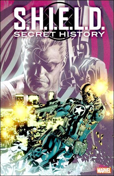 S.H.I.E.L.D. Secret History nn-A by Marvel