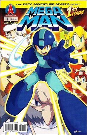 Mega Man 1-A