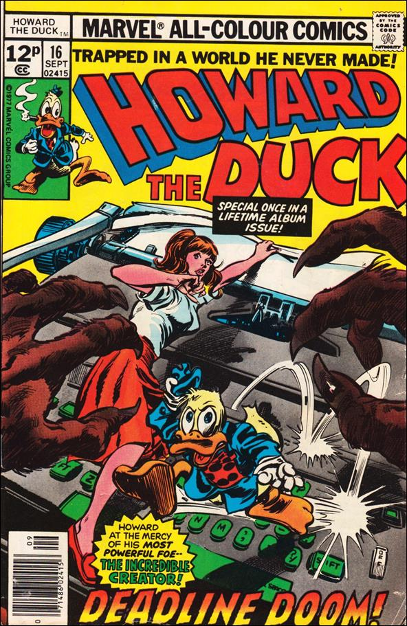 Howard the Duck (1976) 16-C by Marvel