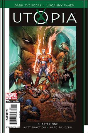 Dark Avengers/Uncanny X-Men: Utopia 1-A