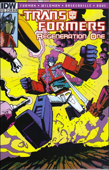 Transformers: Regeneration One 81-C by IDW