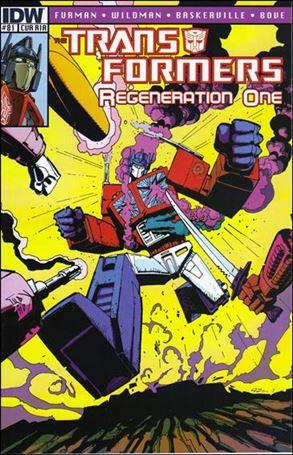 Transformers: Regeneration One 81-C