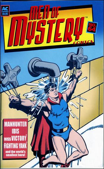 Men of Mystery 64-A by AC