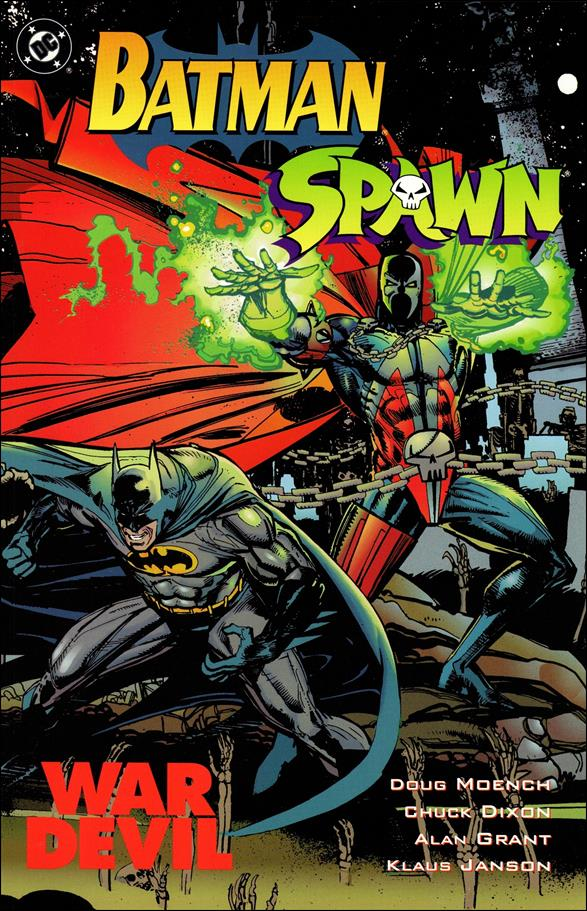 Batman/Spawn: War Devil 1-A by DC