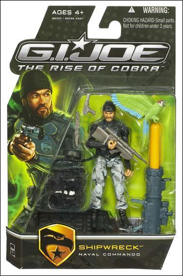 G I  Joe Movie - The Rise of Cob    Shipwreck - Naval