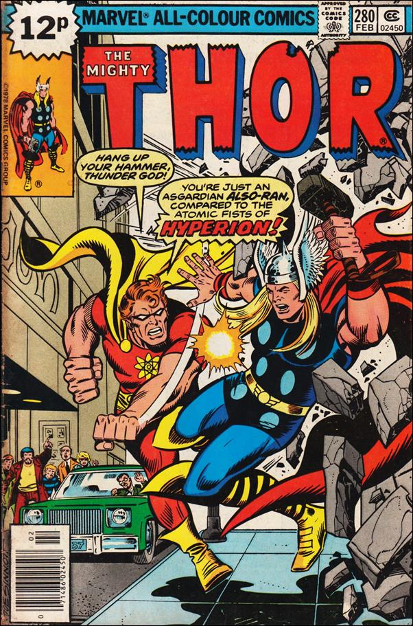 Thor (1966) 280-B by Marvel