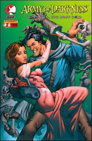 Army of Darkness: Shop Till You Drop Dead 2-B