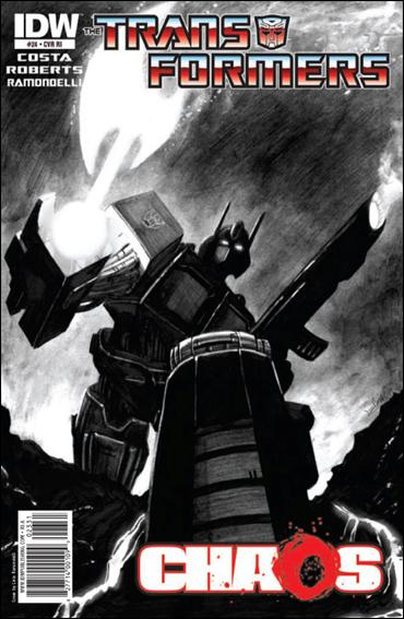 Transformers (2009) 24-C by IDW
