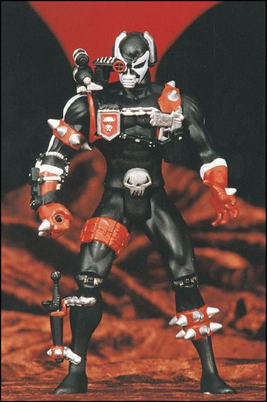 Spawn (Series  2) Pilot Spawn by Todd Toys
