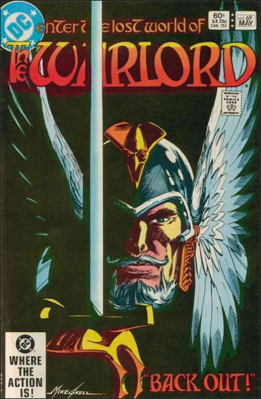 Warlord (1976) 69-A by DC