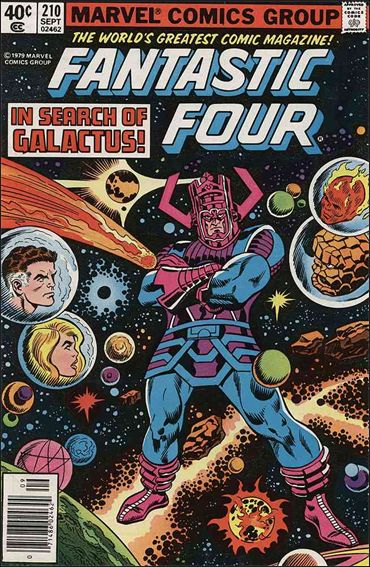 Fantastic Four (1961) 210-A by Marvel