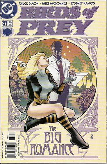 Birds of Prey (1999) 31-A by DC