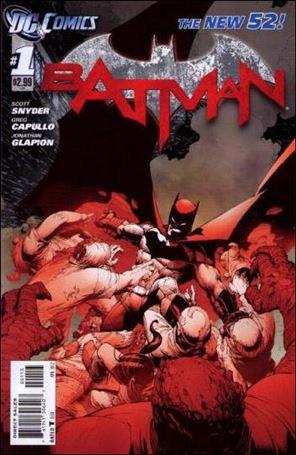 Batman (2011) 1-E