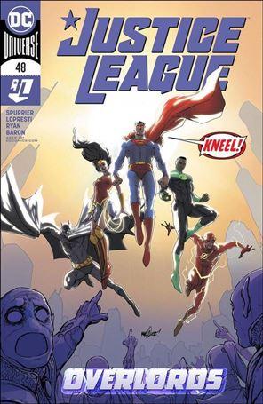 Justice League (2018) 48-A