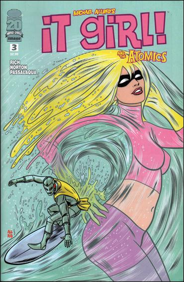 It Girl! and the Atomics 3-A by Image