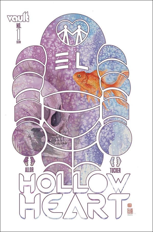 Hollow Heart 1-E by Vault Comics