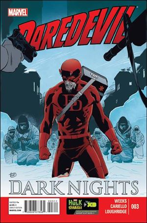 Daredevil: Dark Nights 3-A