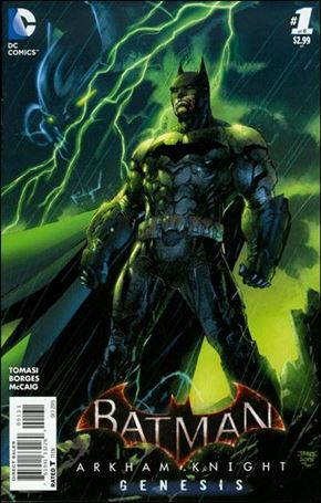 Batman: Arkham Knight - Genesis 1-B