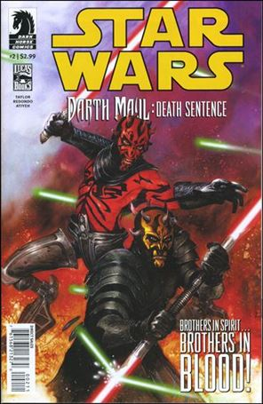 Star Wars: Darth Maul - Death Sentence 2-A
