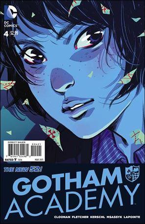 Gotham Academy 4-B