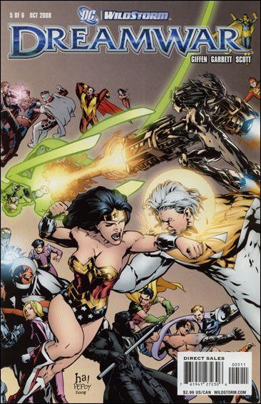 DC/WS DreamWar 5-A by WildStorm