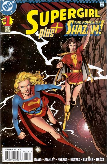 Supergirl Plus 1-A by DC