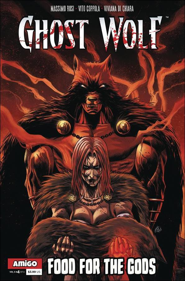 Ghost Wolf: The End of All Tales 4-A by Amigo Comics