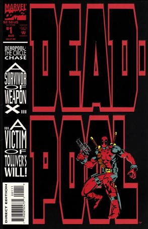 Deadpool: The Circle Chase 1-A