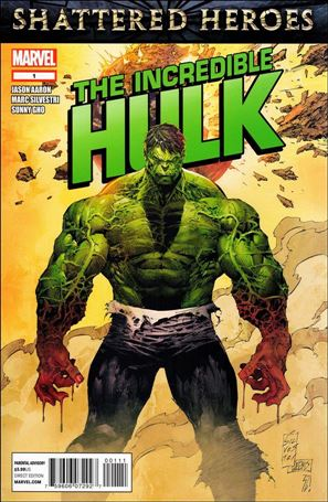Incredible Hulk (2011)  1-A