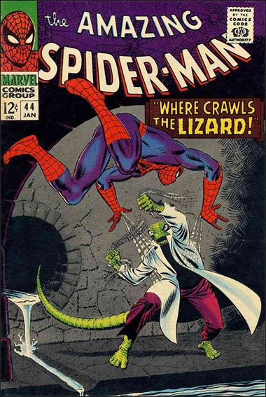 Amazing Spider-Man (1963) 44-A by Marvel