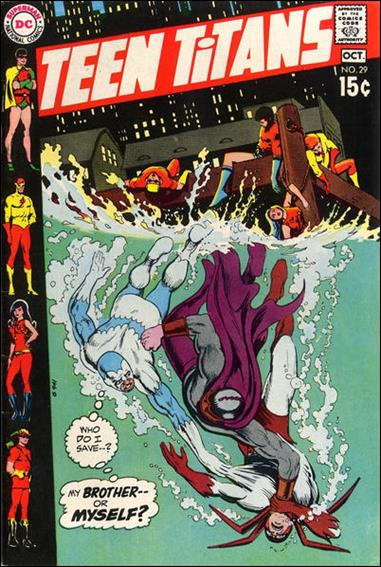 Teen Titans (1966) 29-A by DC