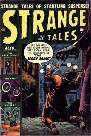 Strange Tales (1951) 6-A