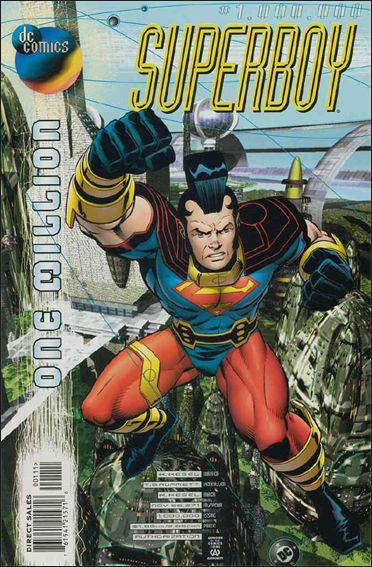 Superboy (1994) 1,000,000-A by DC