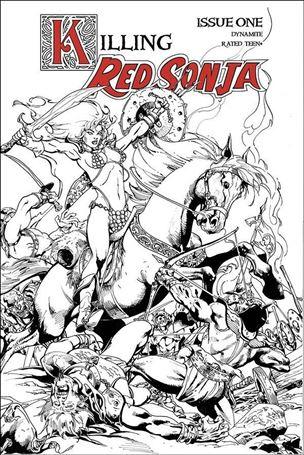 Killing Red Sonja 1-D