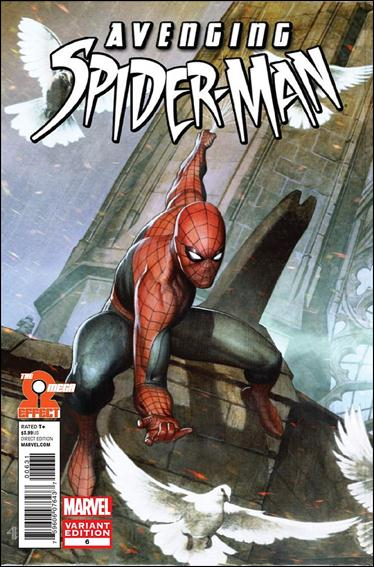Avenging Spider-Man 6-C by Marvel