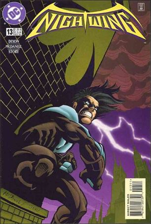 Nightwing (1996) 13-A