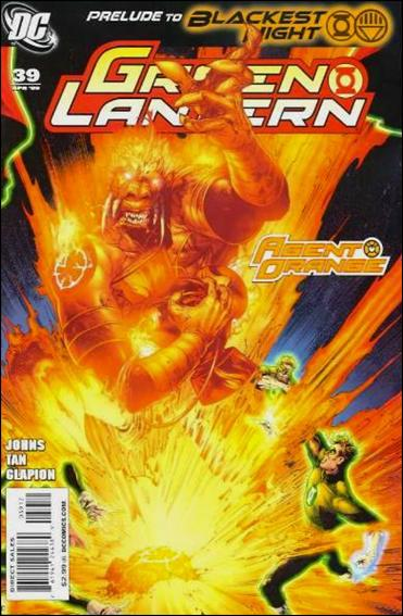 Green Lantern (2005) 39-C by DC