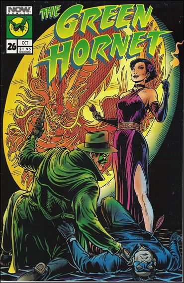Green Hornet (1991) 26-A by Now Comics