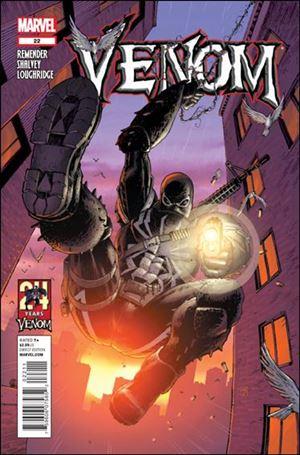 Venom (2011) 22-A