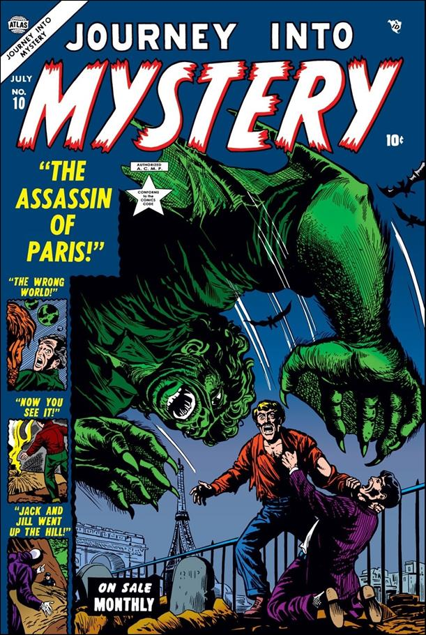 Journey into Mystery (1952) 10-A by Marvel