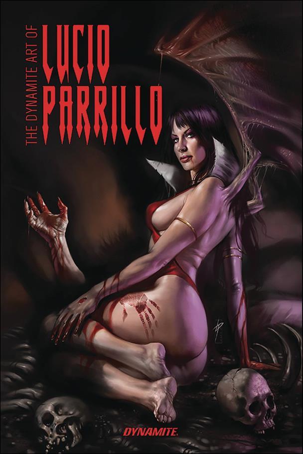 Dynamite Art of Lucio Parrillo nn-A by Dynamite Entertainment