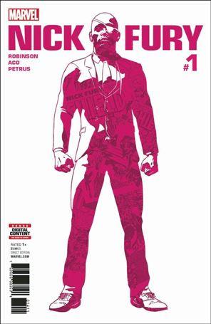 Nick Fury 1-A