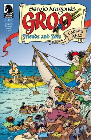 Groo: Friends and Foes 1-A