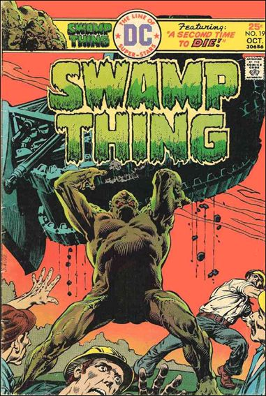 Swamp Thing (1972) 19-A by DC
