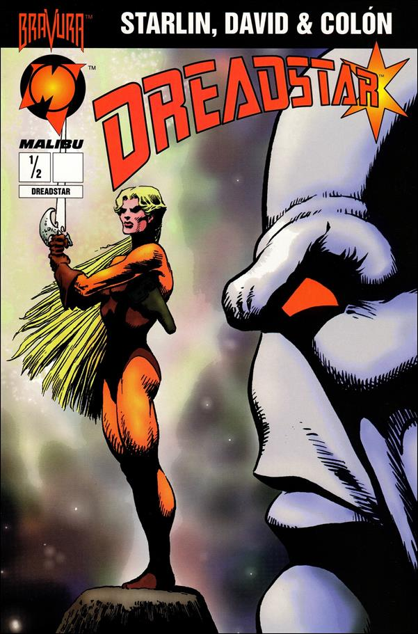 Dreadstar (1994) 1/2-A by Malibu