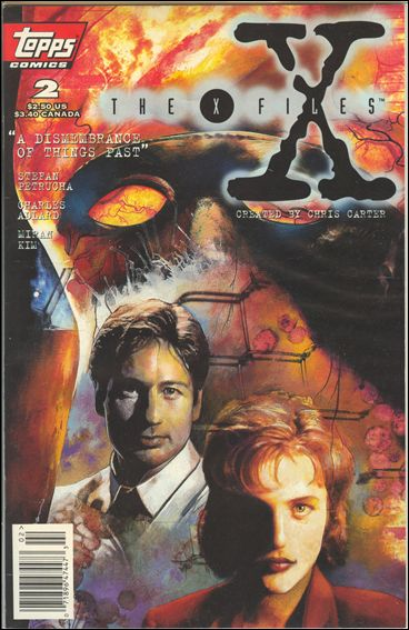 X-Files (1995) 2-A by Topps
